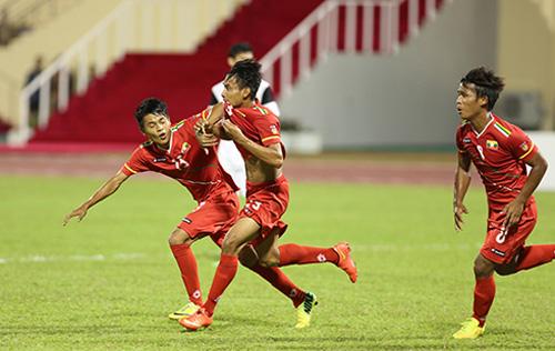 U19 Myanmar đoạt vé đầu tiên dự VCK U20 thế giới