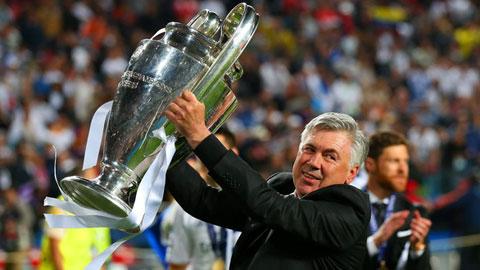 Ancelotti và cái dớp khó chịu trong năm thứ hai dẫn dắt 1 CLB