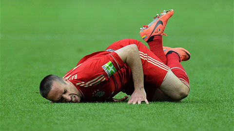 Chấn thương: Vấn đề nan giải với bóng đá nhà nghề