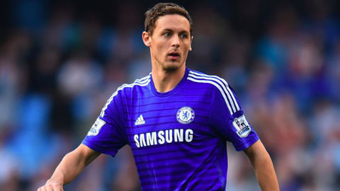 Tiền vệ Matic của Chelsea