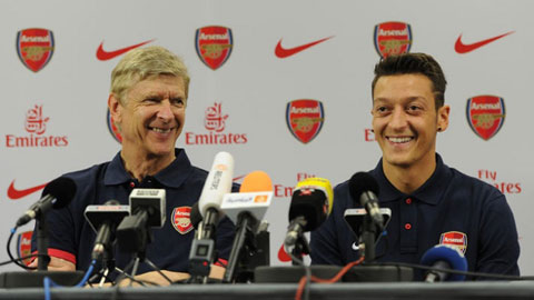 Arsenal đã sẵn sàng với cuộc sống không Oezil?