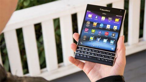 BlackBerry Passport và Classic sẽ giúp BlackBerry phục hồi