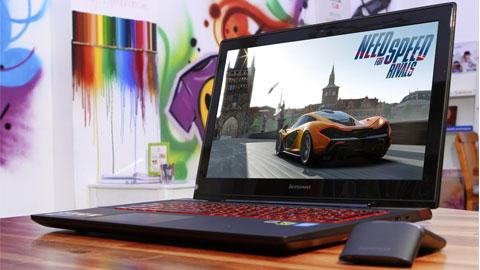 Lenovo Y50: Chiếc laptop chơi game mạnh mẽ toàn diện