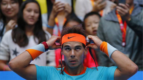 Rafael Nadal có thể bỏ lỡ ATP World Tour Finals