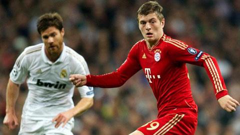 Toni Kroos - Xabi Alonso: Sự khác biệt lớn ở cùng vị trí