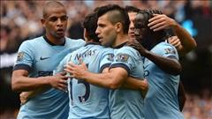 Man City 4-1 Tottenham: Người hùng Aguero