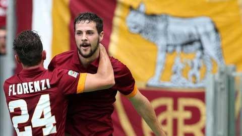 23h00 ngày 18/10, Roma vs Chievo: Trở lại quỹ đạo