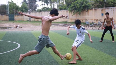 Bóng đá ở huyện đảo Lý Sơn: Có điện phải mua ngay ti vi để coi U19 Việt Nam
