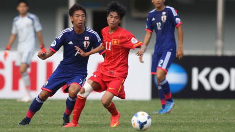 Phan Thanh Hậu nói gì khi lọt vào top 40 cầu thủ triển vọng nhất thế giới?