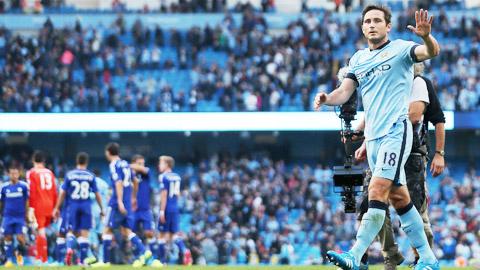 Lampard và những bất ngờ từ hợp đồng cho mượn