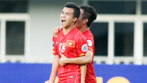 U21 Việt Nam vs U21 Singapore