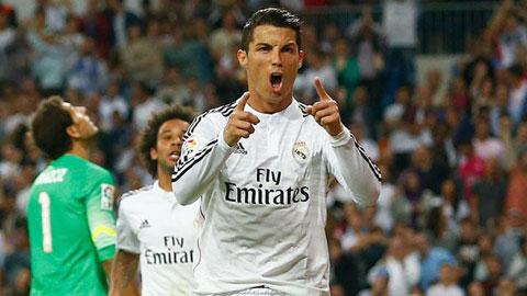 Ronaldo khởi đầu tốt nhất lịch sử La Liga