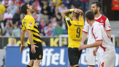 Bayern đại thắng, Dortmund thua sốc!
