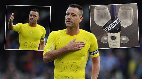 Terry chơi ra sao trong trận đấu thứ 500 đeo băng thủ quân Chelsea?