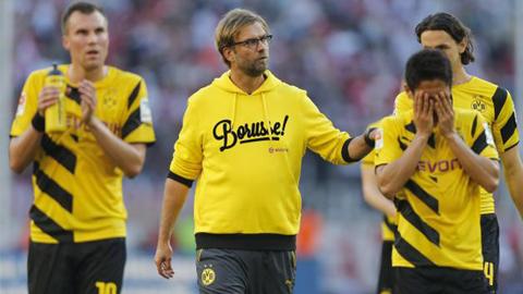 Dortmund: Mới chỉ mạnh trên lý thuyết