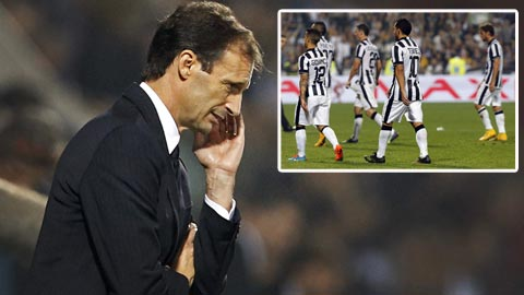 Juventus sảy chân, Roma rút ngắn khoảng cách