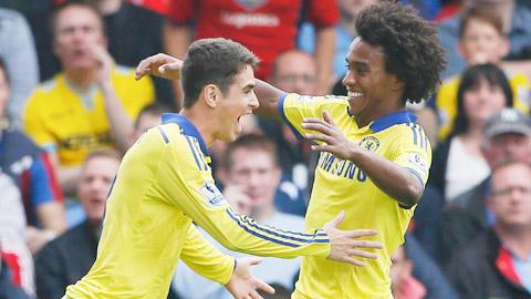 Chelsea: Mất Diego Costa nhưng không mất điểm!