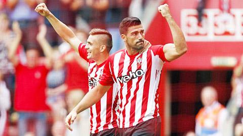 "Southampton cũng sở hữu cặp ""Fabregas-Costa""!"