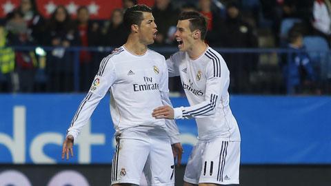 """Bale và Ronaldo quyết """"phá dớp"""" Anfield"""