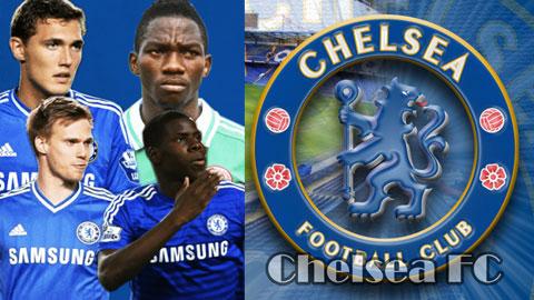Số phận những trung vệ trẻ của Chelsea giờ ra sao?