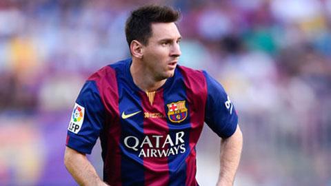 Messi chờ phá vỡ kỷ lục của Liga trên sân Bernabeu