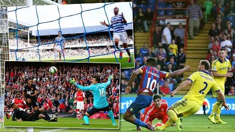 Tổng quan vòng 8 Premier League: