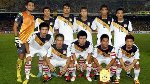 Lào cùng bảng với Việt Nam tại VCK AFF Suzuki Cup 2014