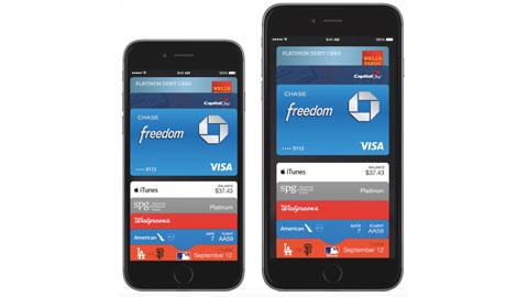 iOS 8.1: Hỗ trợ Apple Pay, nhắn tin SMS từ iPad và Mac…