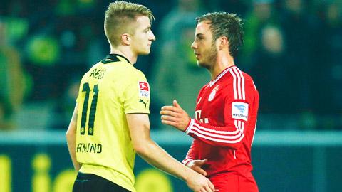 Bayern đàm phán với Marco Reus