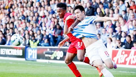 """Liverpool: """"Bừng tỉnh"""" cùng Sterling"""