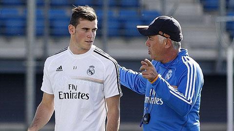 Vắng Bale, Real sẽ thay đổi chiến thuật