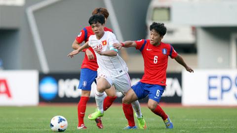 U19 HAGL Arsenal JMG vs U21 Malaysia