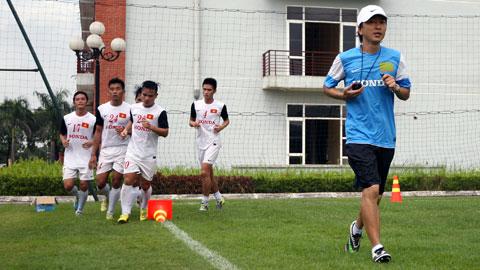 Chùm tin bóng đá Việt Nam (21/10)