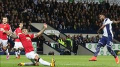West Brom 2-2 Man Utd: Kịch tính và tiếc nuối