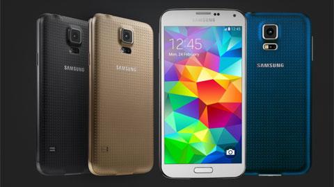 Galaxy S5 Plus âm thầm ra mắt tại Hà Lan
