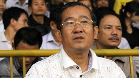 Ông Nguyễn Minh Sơn (Chủ tịch B.BD):