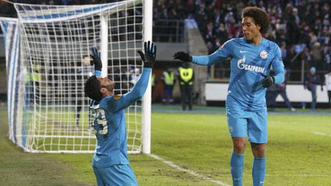 01h45 ngày 23/10, Leverkusen vs Zenit: Vững vàng trên đất Đức