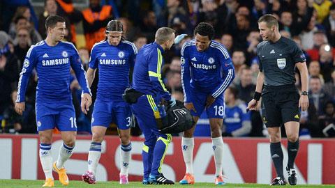 Mourinho đang lạc quan tếu trước bão chấn thương ở Chelsea?