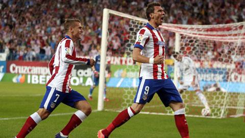 01h45 ngày 23/10 Atletico Madrid vs Malmo: Trọn niềm vui!