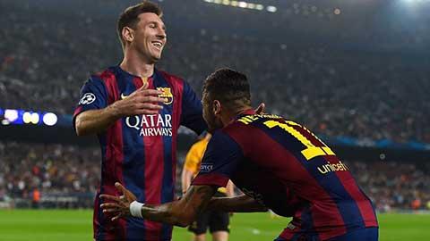 Barcelona 3-1 Ajax: Hâm nóng El Clasico