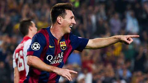 Háo hức muốn đánh bại Real, Messi không để tâm tới kỷ lục