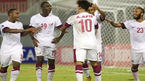 Thắng sát nút, U19 Qatar lần đầu lên ngôi vô địch U19 châu Á