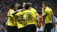Galatasaray 0-4 Borussia Dortmund (Bảng D - Champions League 2014/15)