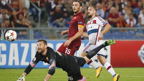 Roma thua như Brazil vì quá tự tin!