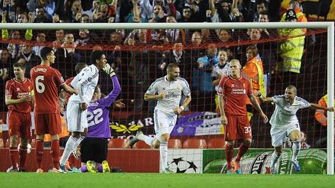Góc chuyên môn: Thua Real là bài học lớn của Liverpool