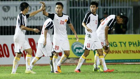 U21 báo Thanh Niên 1-1 U21 Thái Lan: Chủ nhà nhất bảng