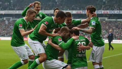 01h30 ngày 25/10: Bremen vs Cologne
