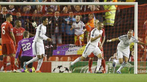 Real Madrid: Cỗ máy toàn năng!