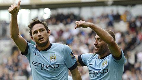 Lampard có cơ hội ở lại Man City lâu hơn dự kiến
