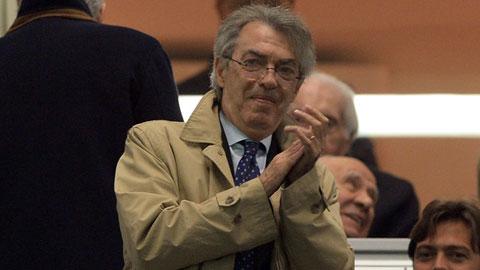 Triều đại của Morratti ở Inter chính thức khép lại